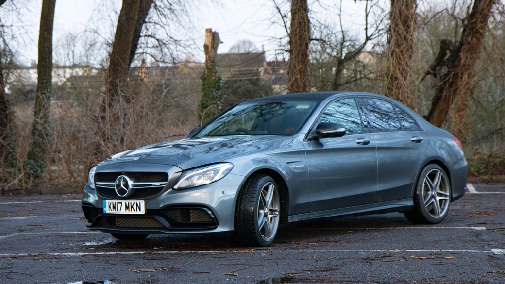 Mercedes C63 S saloon review: Executive looks with supercar