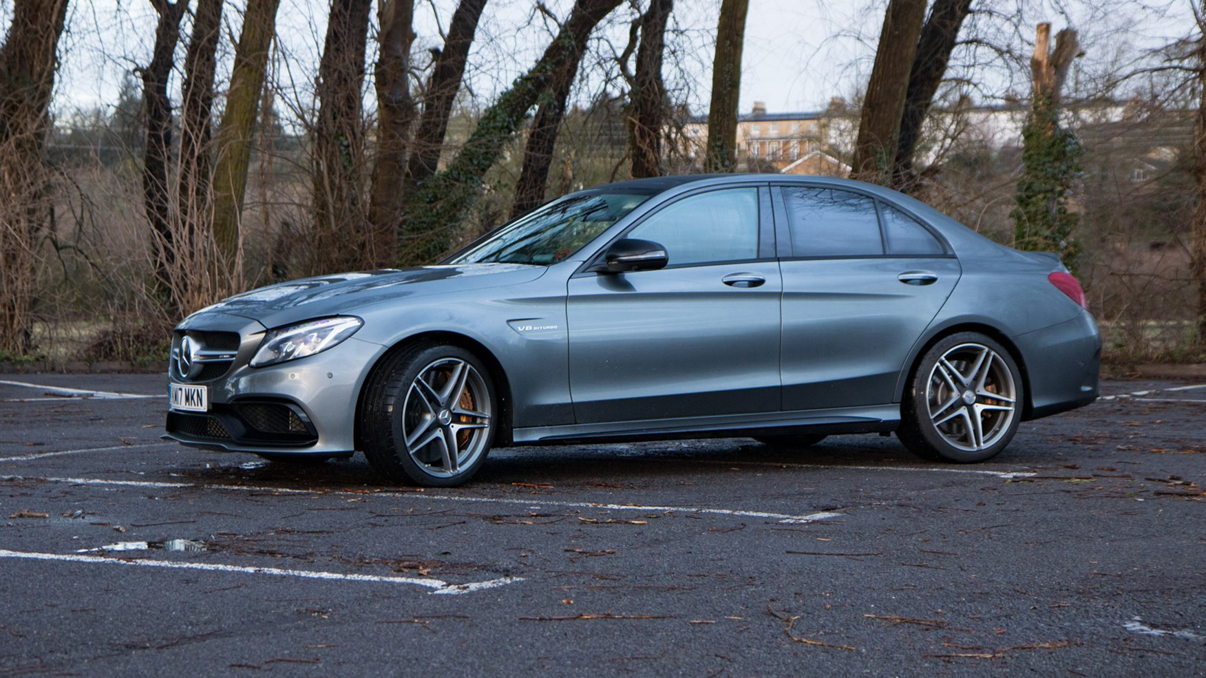 Mercedes Benz Lease Deals 0 Down >> Mercedes C63 S saloon review: Executive looks with supercar performance   CAR Magazine