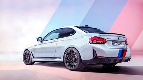 BMW iM2 due in 2022: CAR magazine's exclusive render