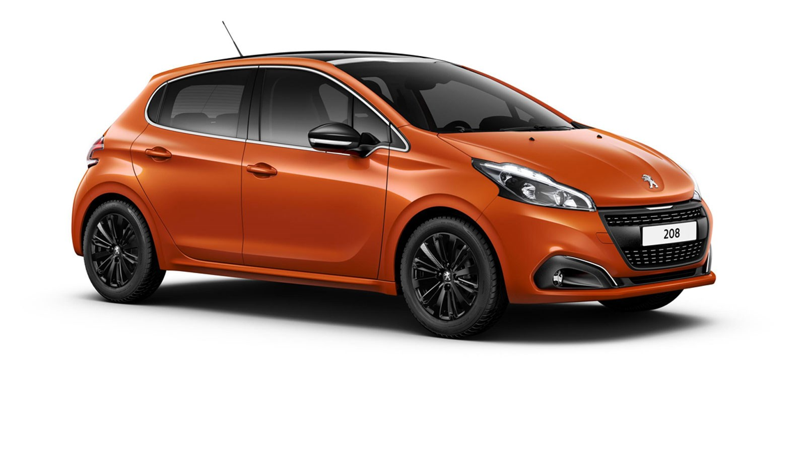 New headlights, new bumpers - typical facelift fare for the 2015 Peugeot 208  ...
