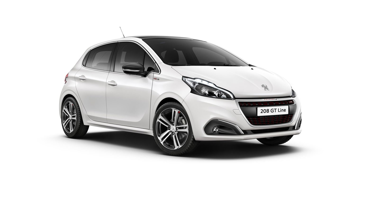 plus a change facelift time for peugeot 208 2015 by car magazine. Black Bedroom Furniture Sets. Home Design Ideas