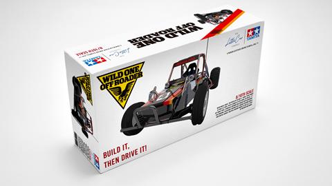 Tamiya Wild One Max - box