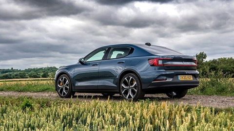Polestar 2: now available with smartphone unlocking in the UK