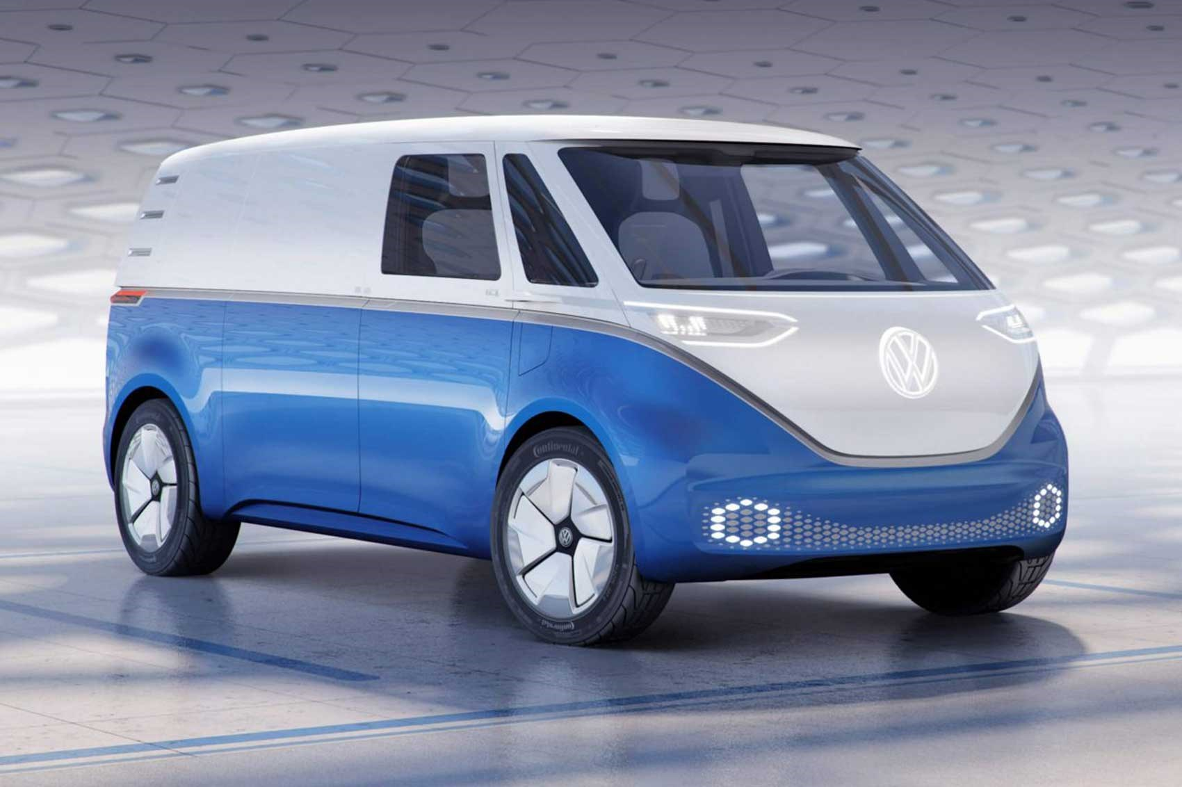 VW launches electric driverless car testing in Europe