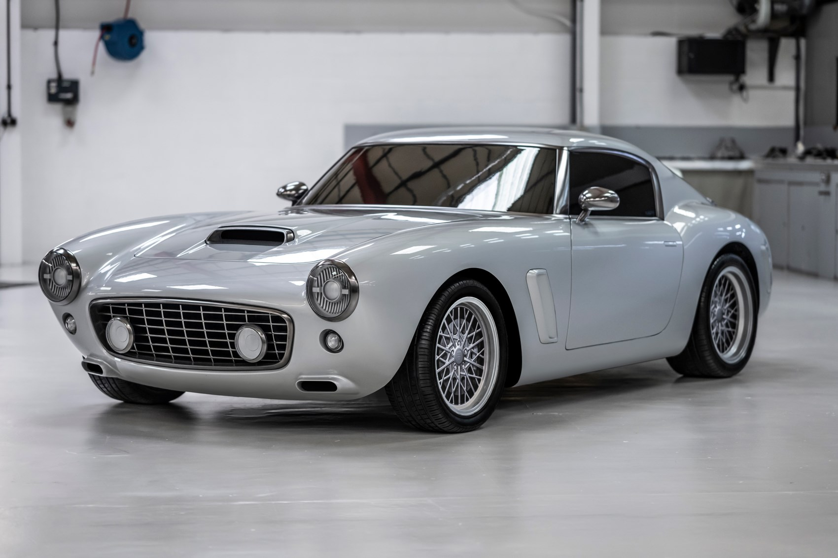 RML Short Wheelbase: Ferrari's 250 GT SWB reimagined