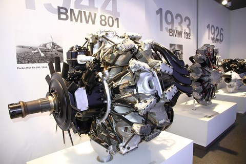BMW aero engine