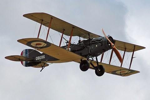 Bristol plane
