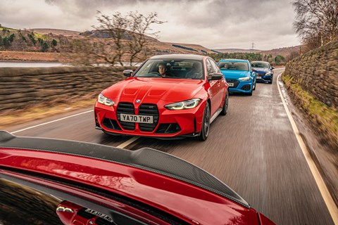m3 test close chase