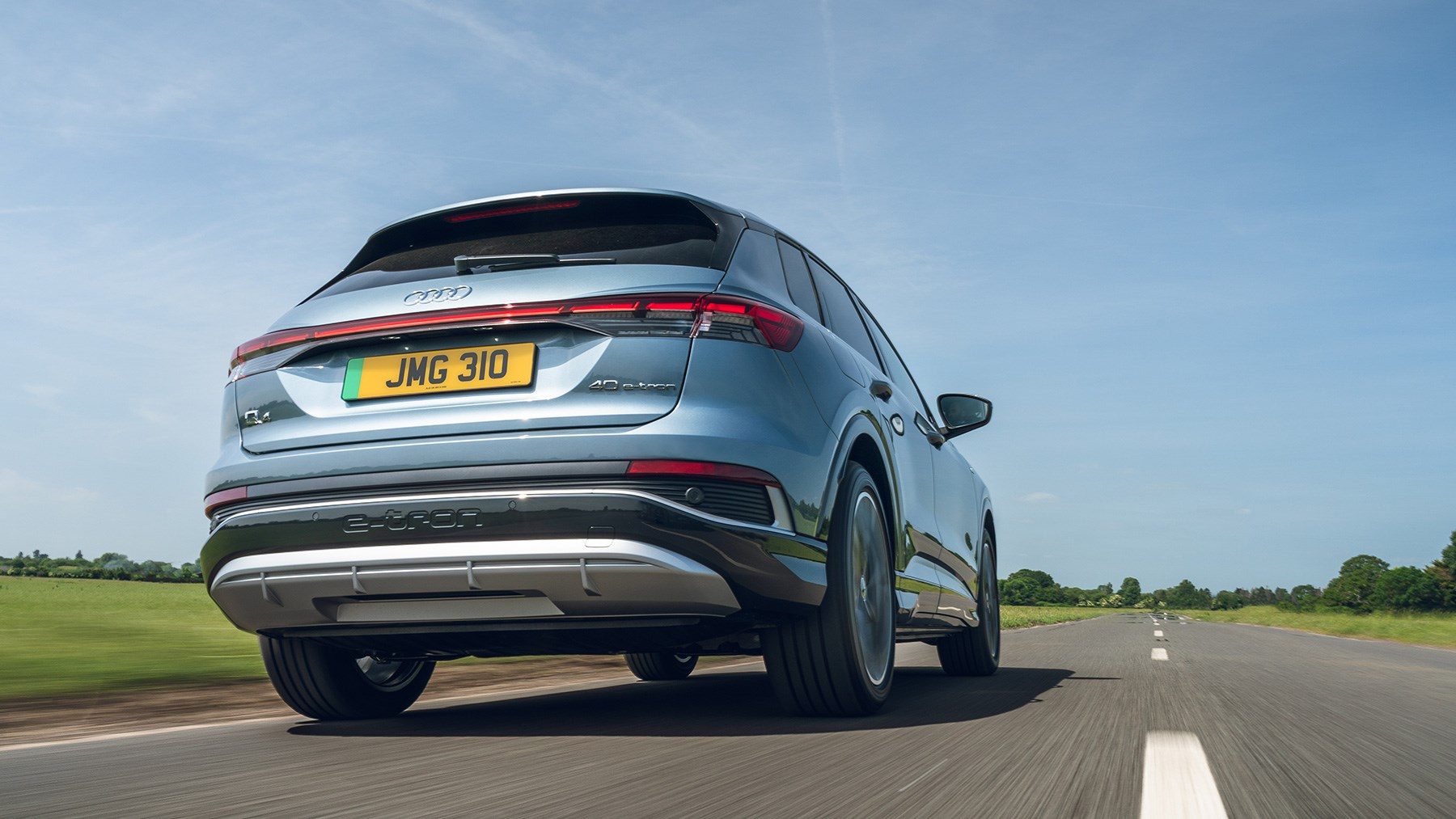 Audi Q4 e-Tron review (2021)