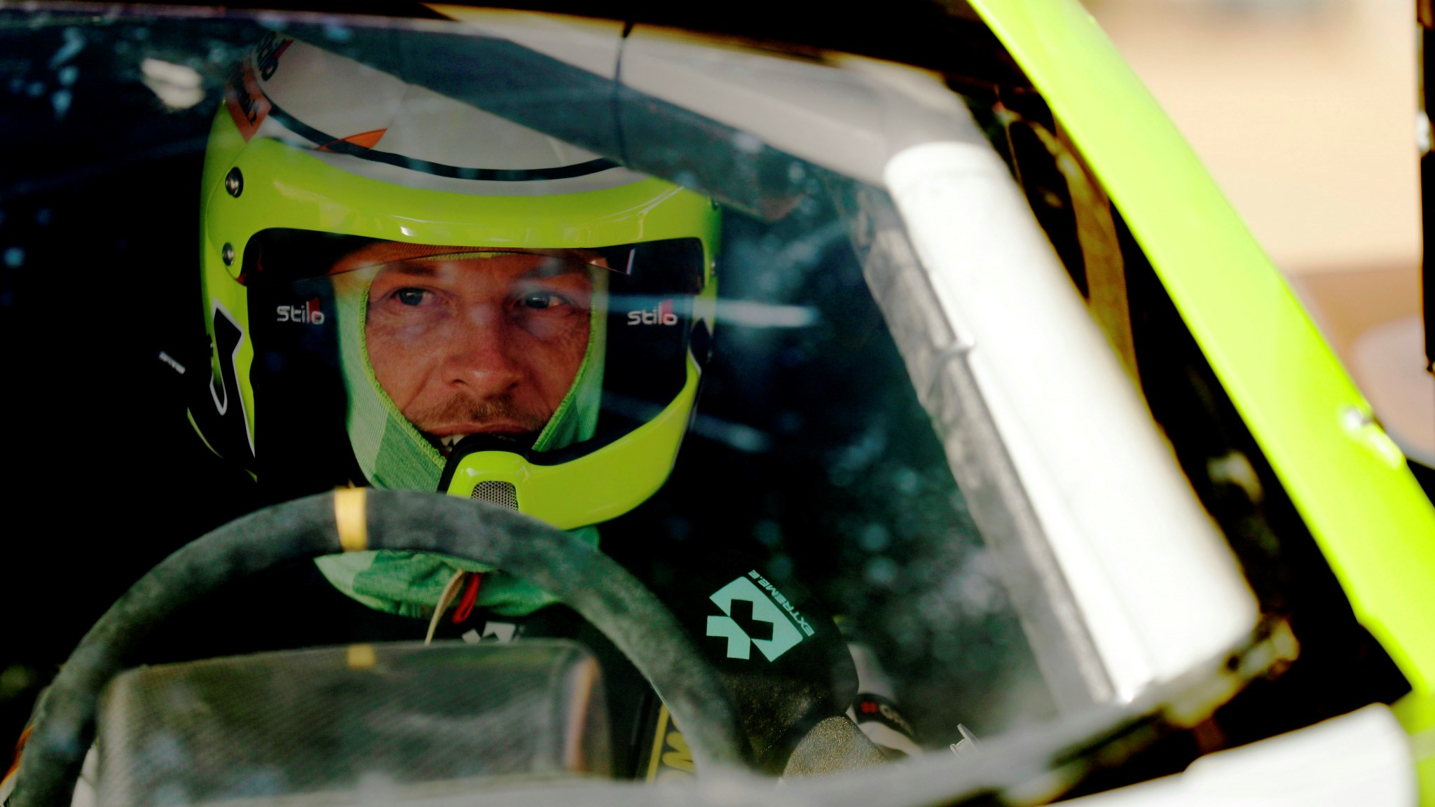 Jenson Button on Extreme E: 'I'm doing it for the kids'
