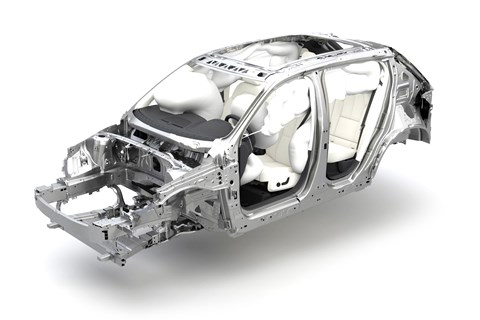 xc40 chassis