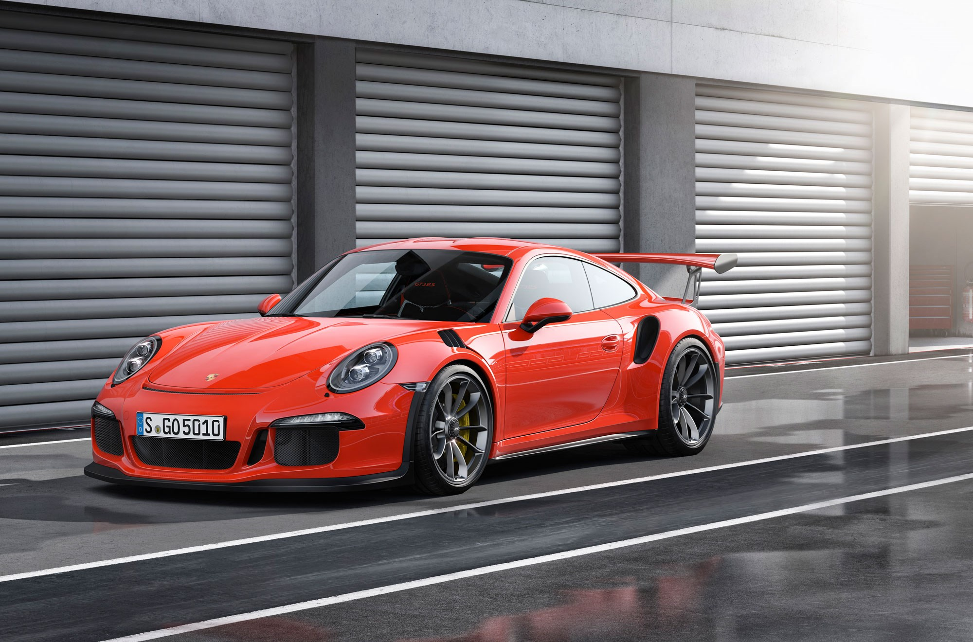 porsche 911 gt3 rs officially revealed finally by car. Black Bedroom Furniture Sets. Home Design Ideas