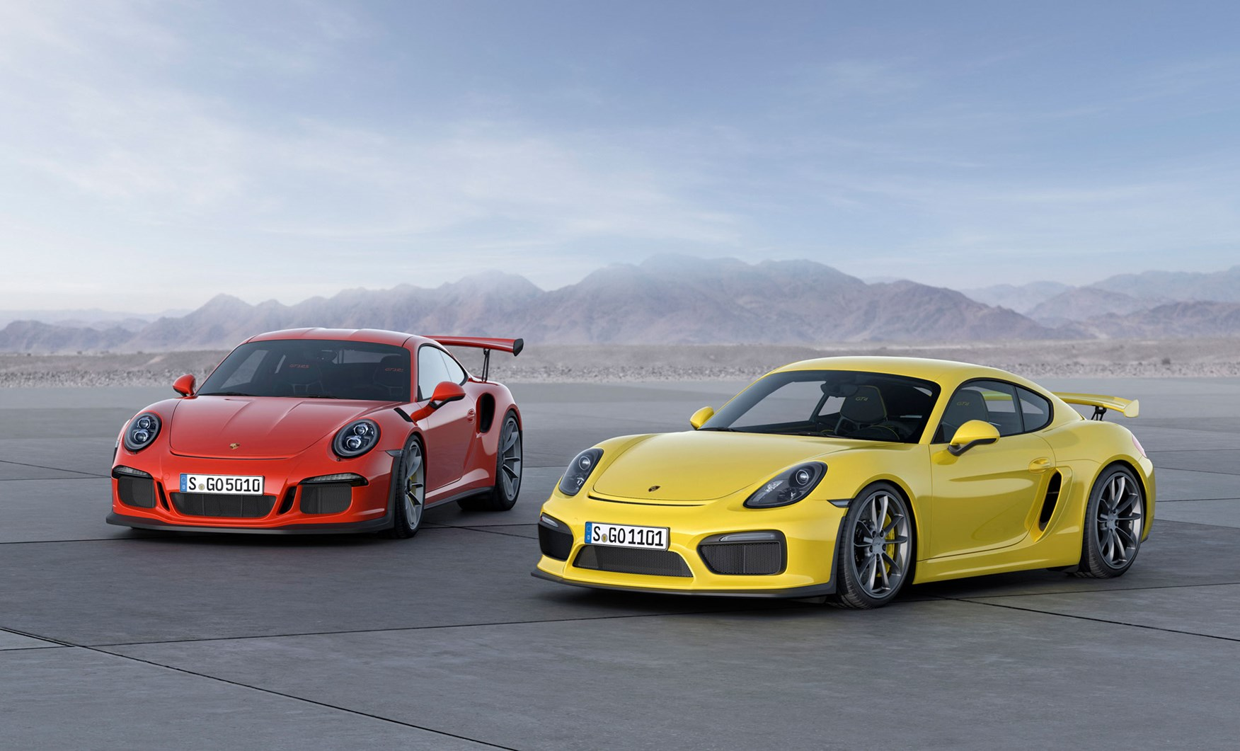 Porsche 911 Gt3 Rs Officially Revealed Finally By Car