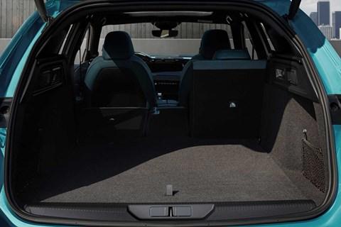 New Peugeot 308 SW estate 608-litre boot