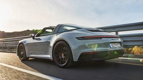 Porsche 911 Targa 4 GTS (992)