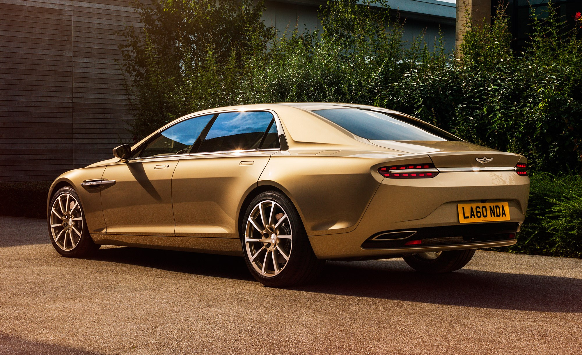 Lagonda Taraf Confirmed For Uk Right Hand Drive Sale By