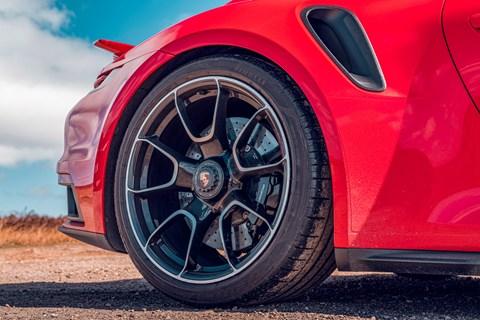 turbo s wheel
