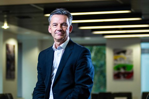 Mike Hawes, CEO of the Society of Motor Manufacturers and Traders