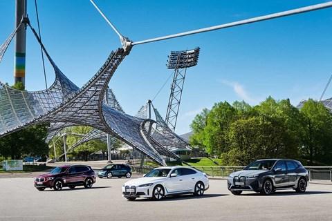 BMW's 2021 electric cars: i3, iX, iX3 and i4