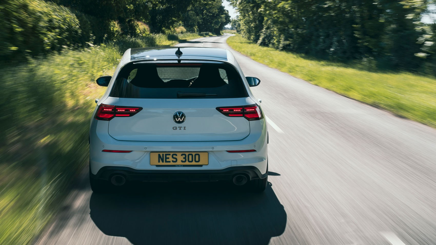 clubsport 45 rear tracking