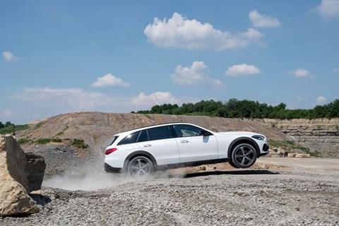 c-class all-terrain jump