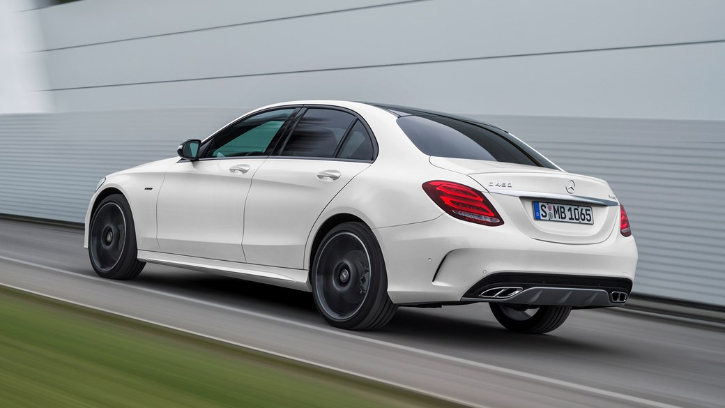 Mercedes C450 Amg 4matic 2017 Review