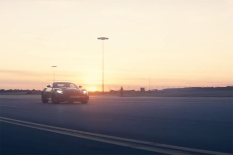 Aston DBS Superleggera in No Time To Die