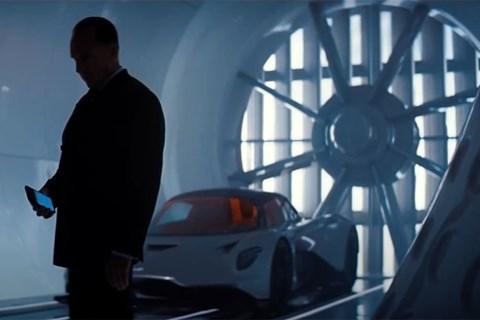 Aston Martin Valhalla in No Time To Die