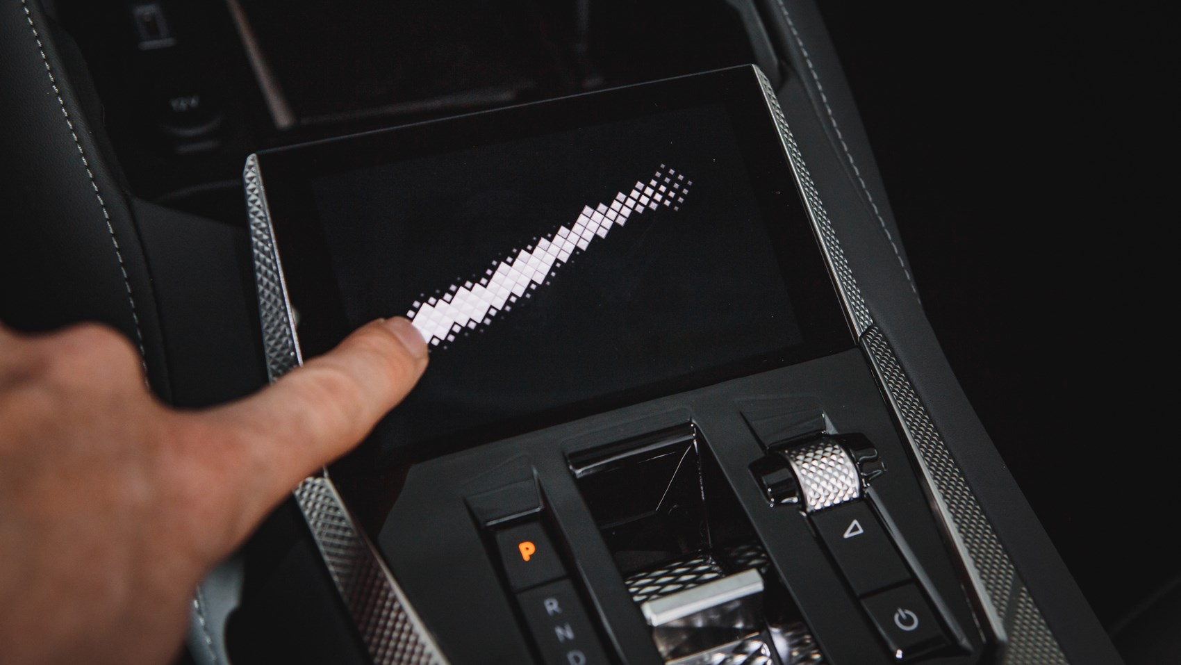 ds4 touch panel