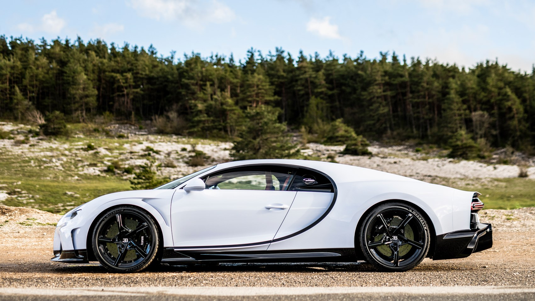 chiron side static