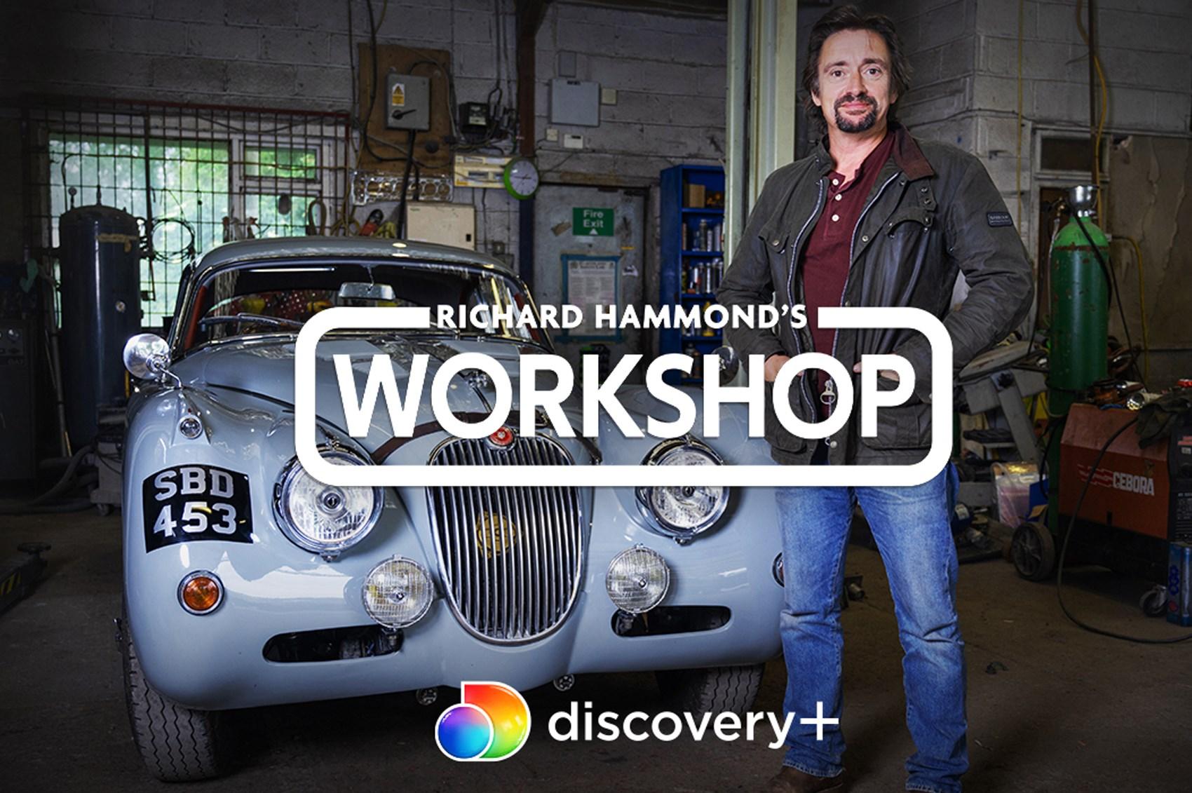 Richard Hammond wants to help fix YOUR car!