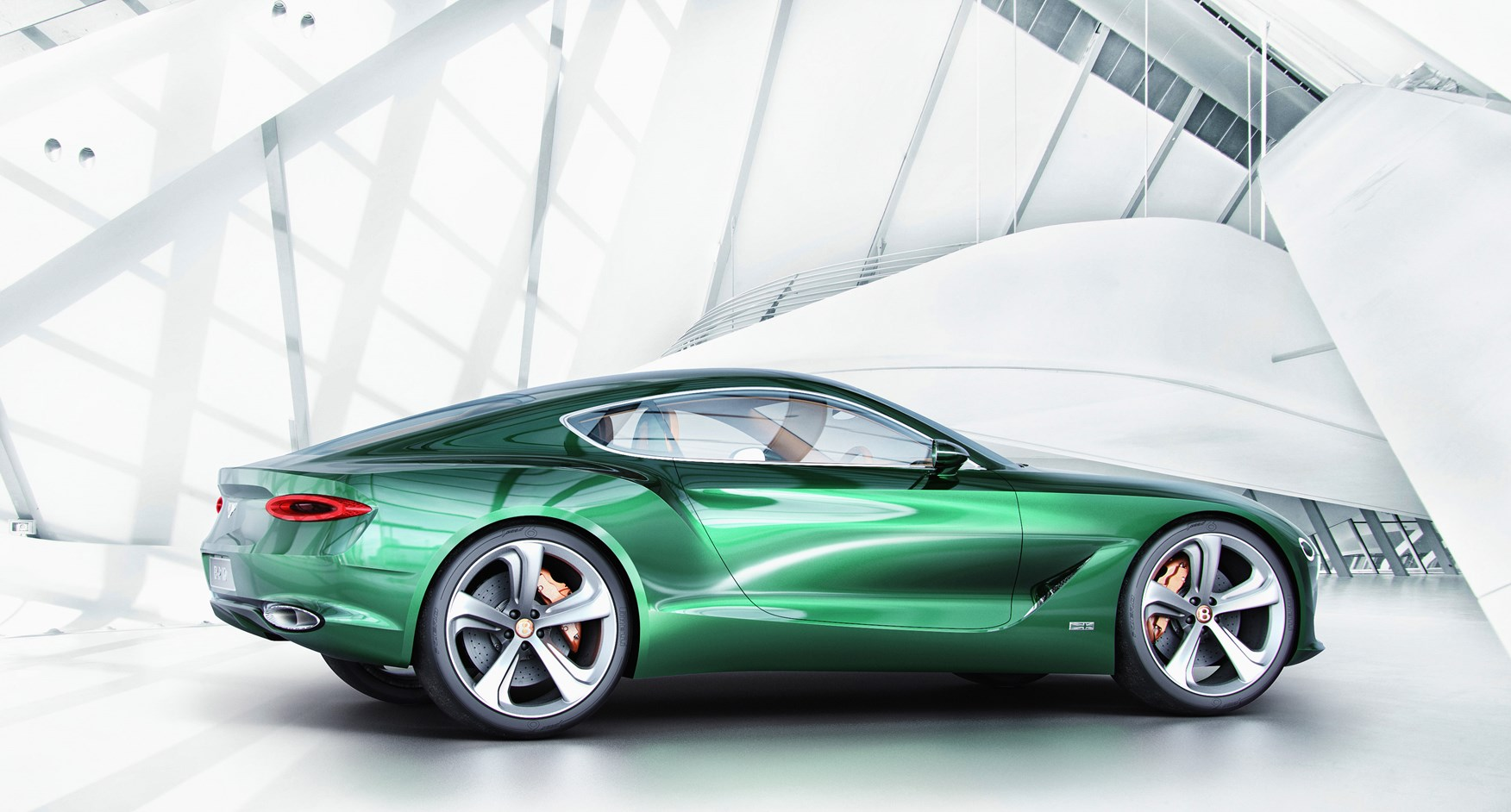 2 Door Cars 2018 >> Now That S More Like It Bentley Exp 10 Speed 6 Points To New Two