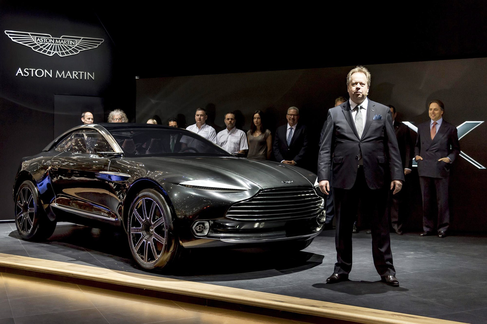 The Suv Malaise Continues Aston Martin Dbx Crossover Veers Off Road