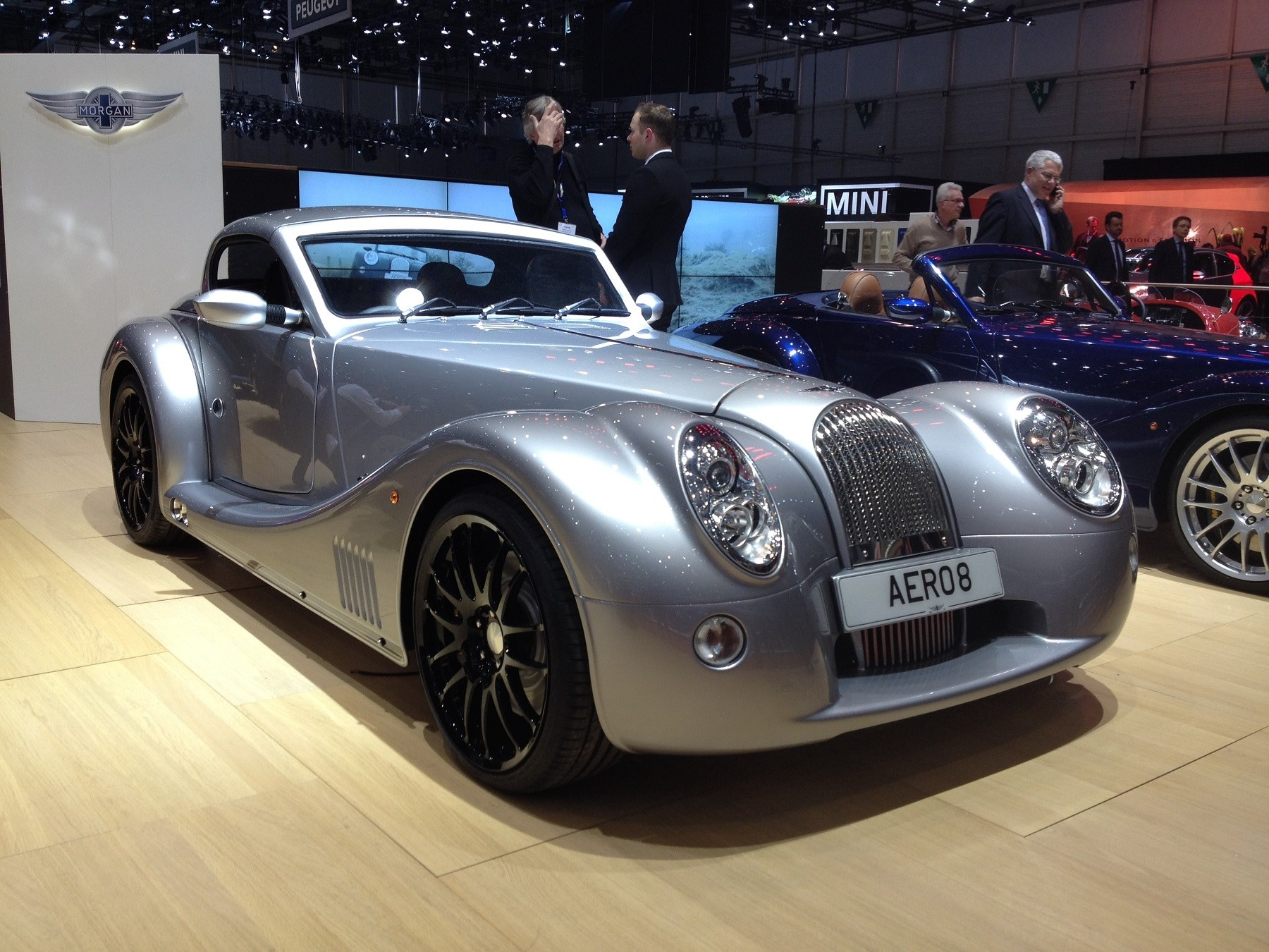 Morgan aero 8 gets a reboot and a price cut by car magazine for The morgan