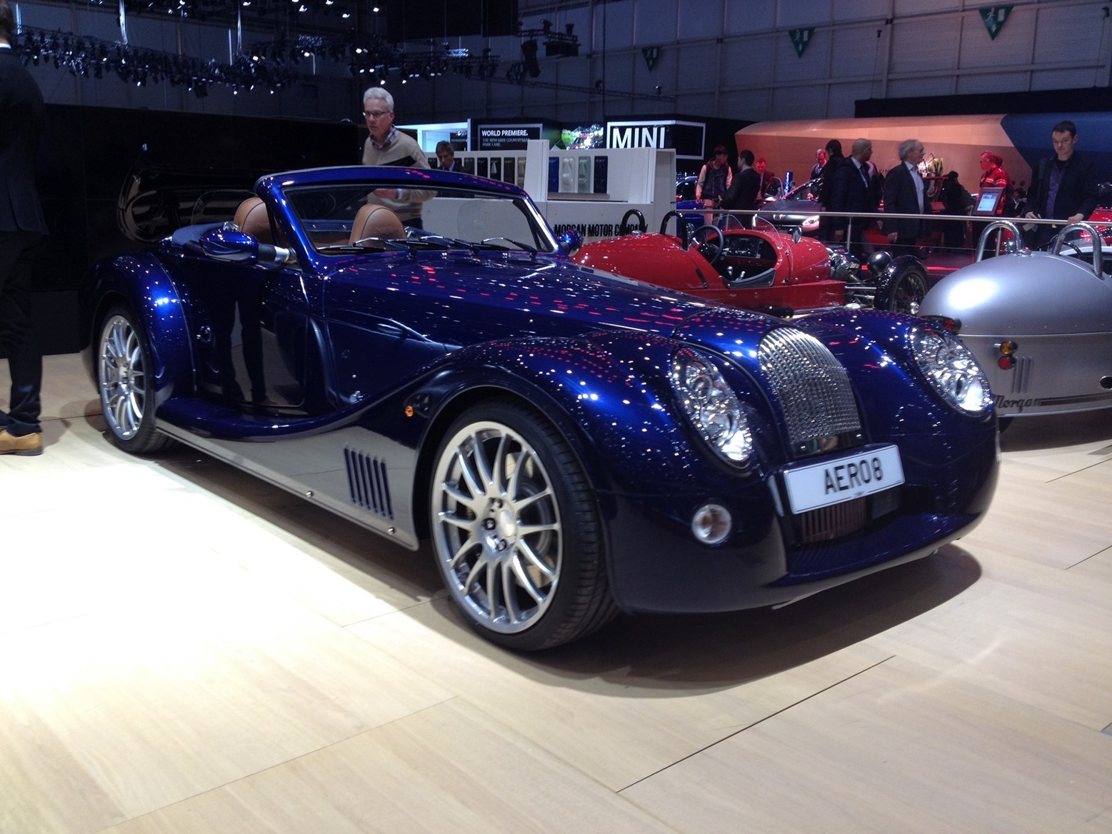Morgan aero 8 gets a reboot and a price cut by car magazine morgan aero 8 is available only as a soft top with option of removable hard targa top vanachro Images