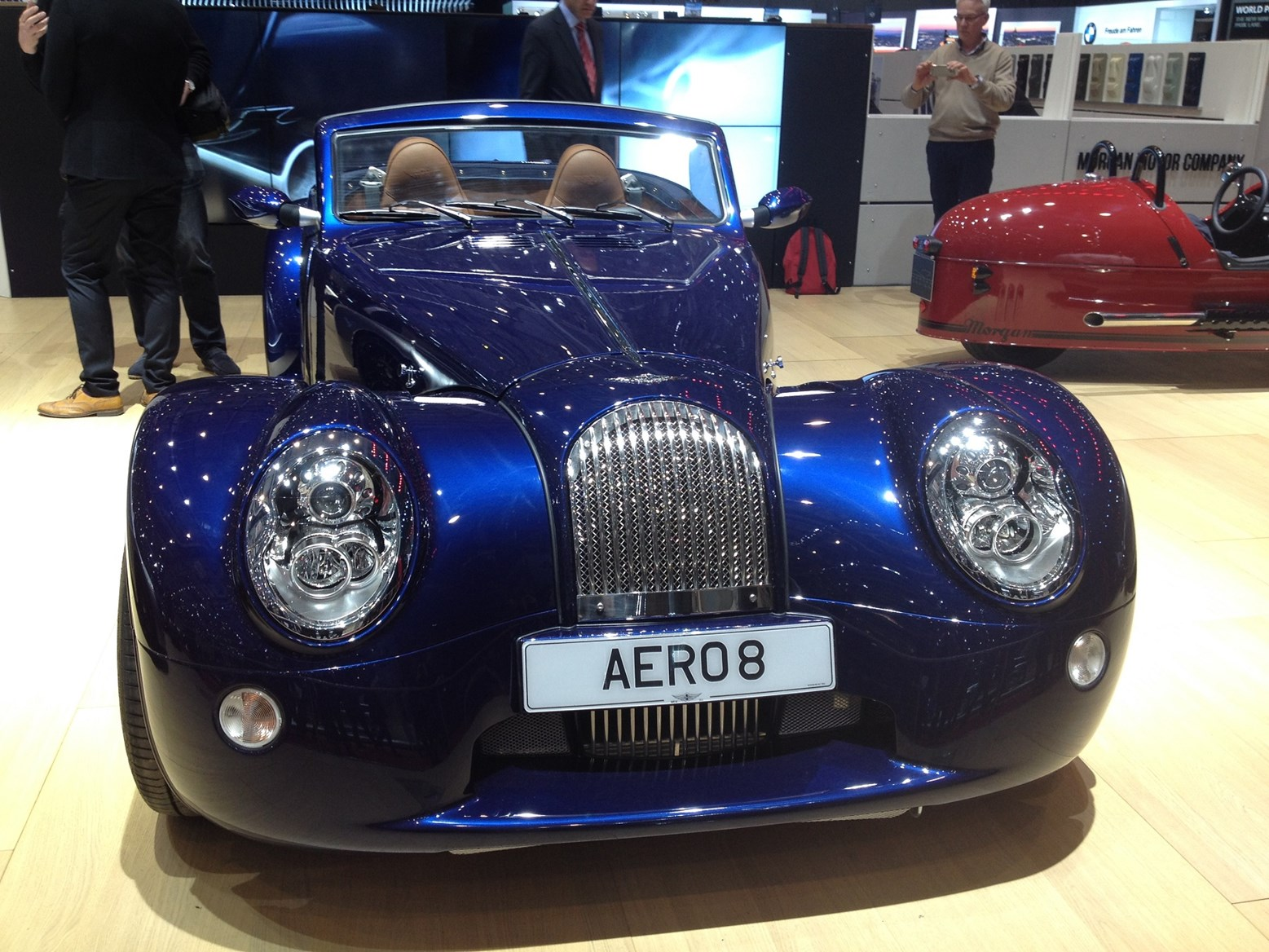 Morgan aero 8 gets a reboot and a price cut by car magazine from the a pillars back the revamped morgan aero 8 is essentially all new vanachro Images