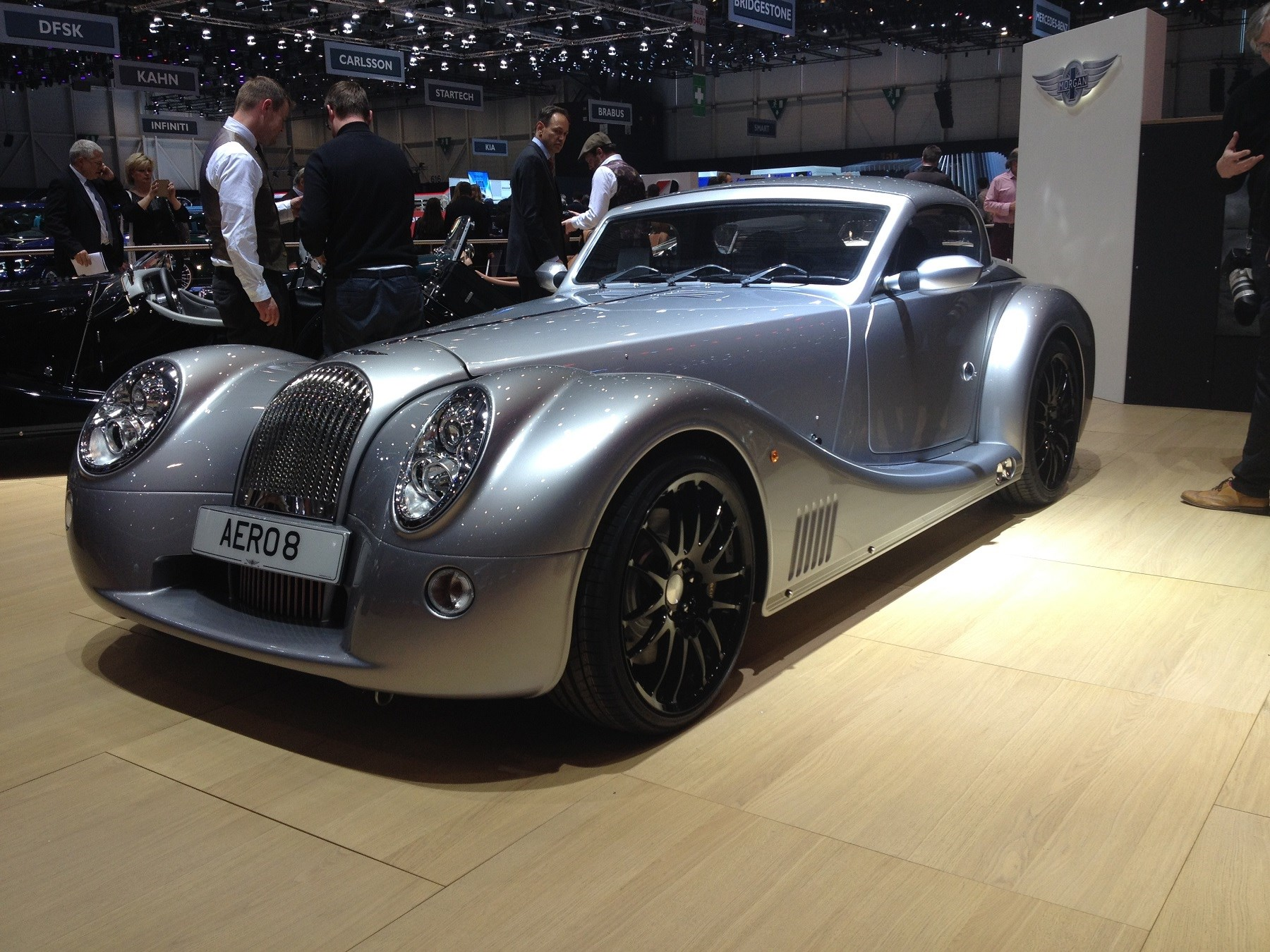 Morgan Aero 8 gets a reboot (and a price cut) by CAR Magazine