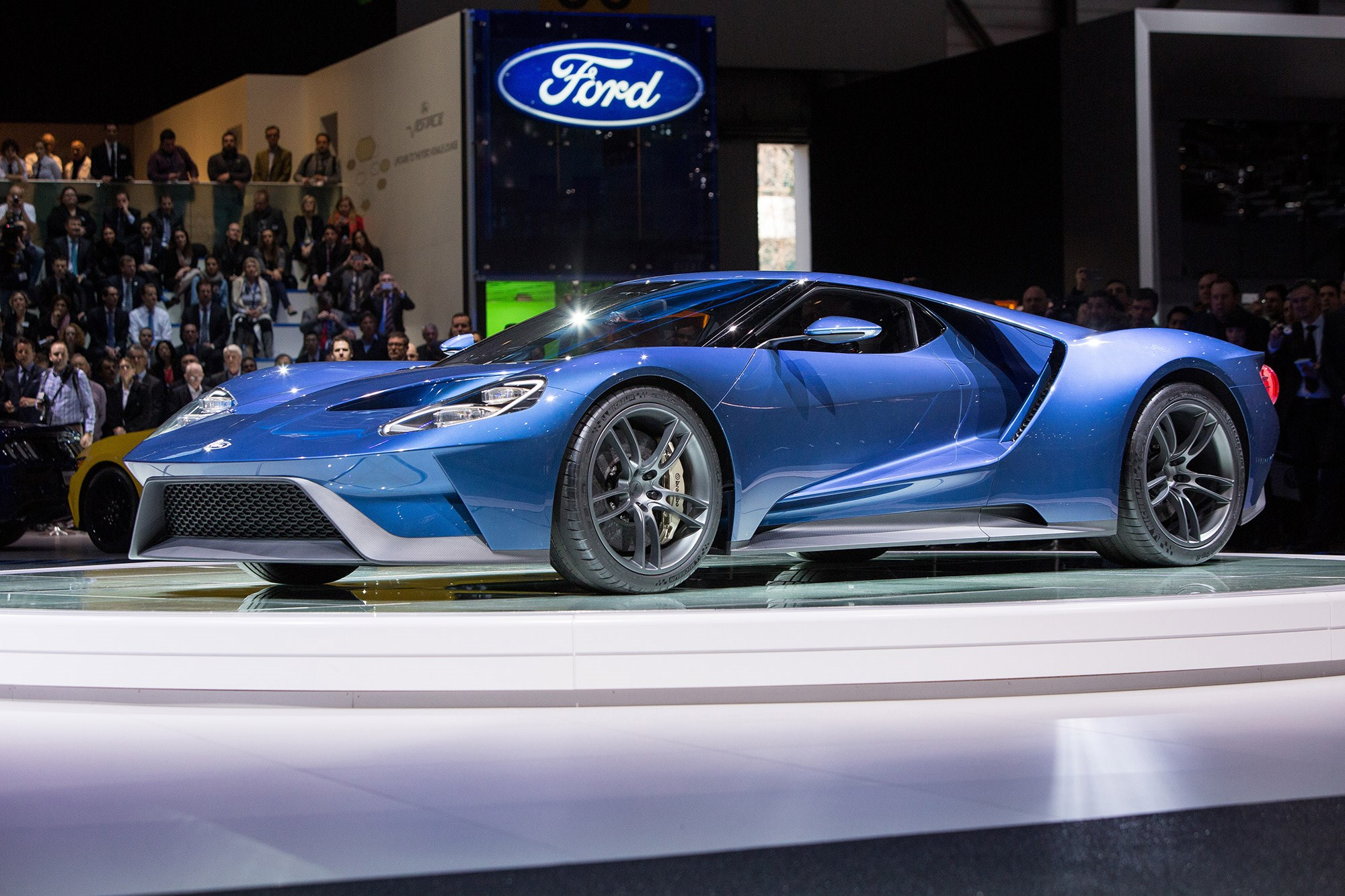 Ford GT Supercar To Cost Just A Year By CAR Magazine - Sports car cost
