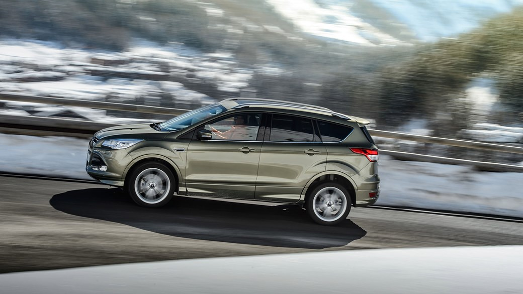 Ford Kuga Now Available With Higher Powered Ps Bhp Trim