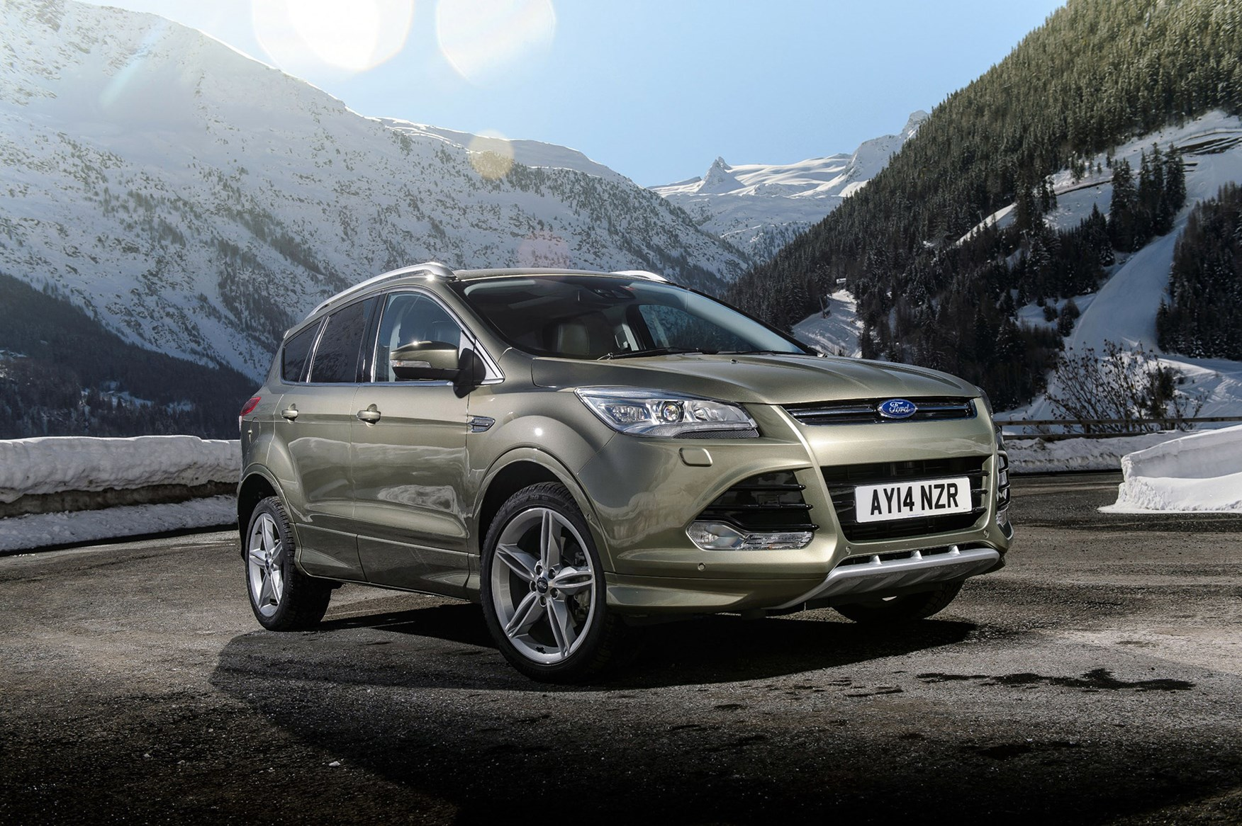 2015 ford escape titanium manual