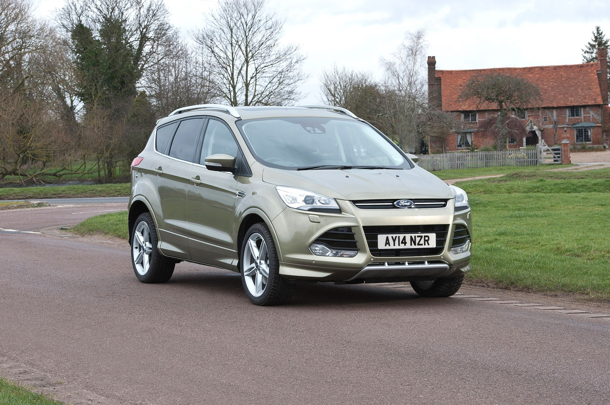 Ford Escape Lease Deals >> Ford Kuga 2.0 TDCI 178bhp (2015) review | CAR Magazine