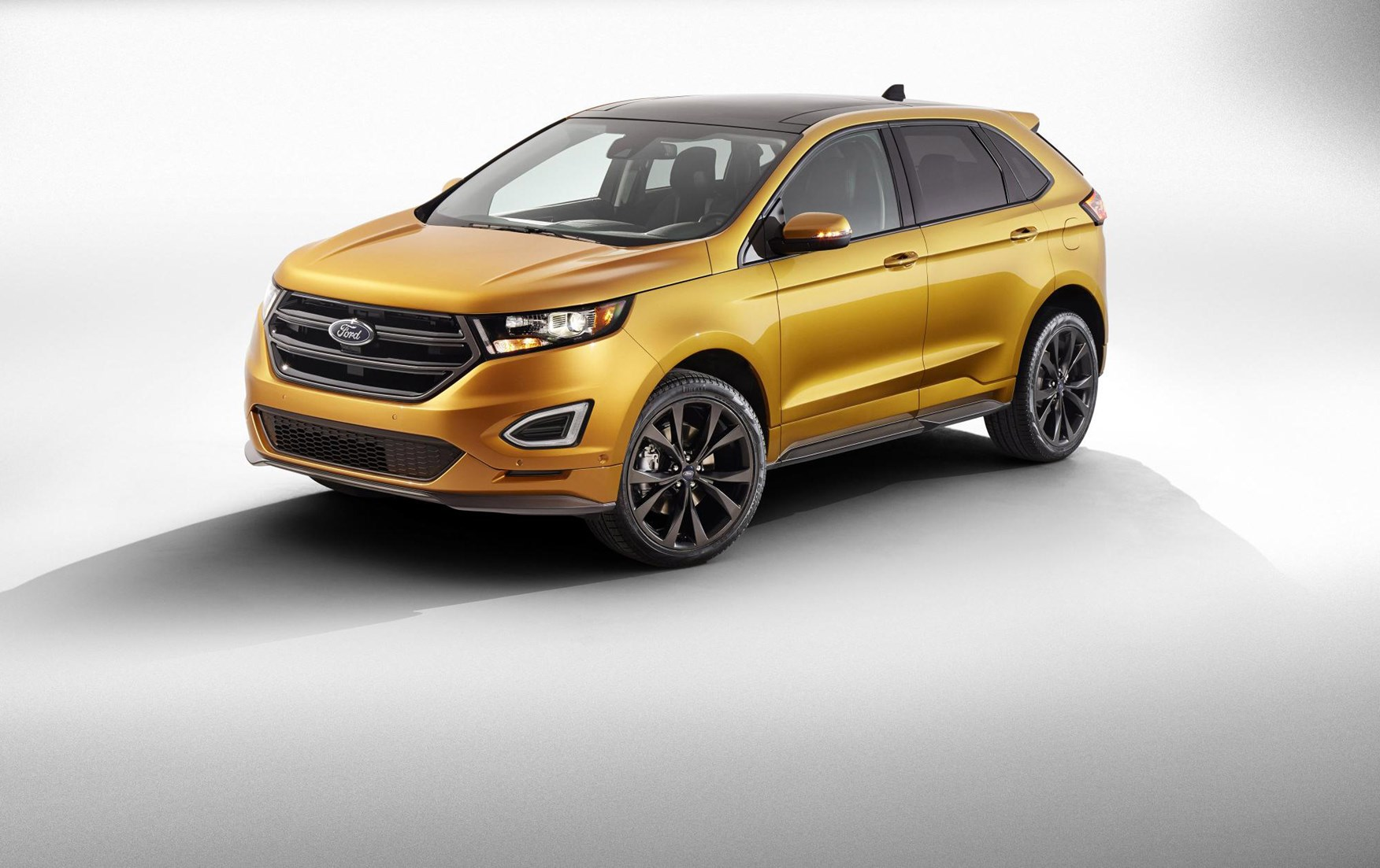 The New  Ford Edge Sport Model