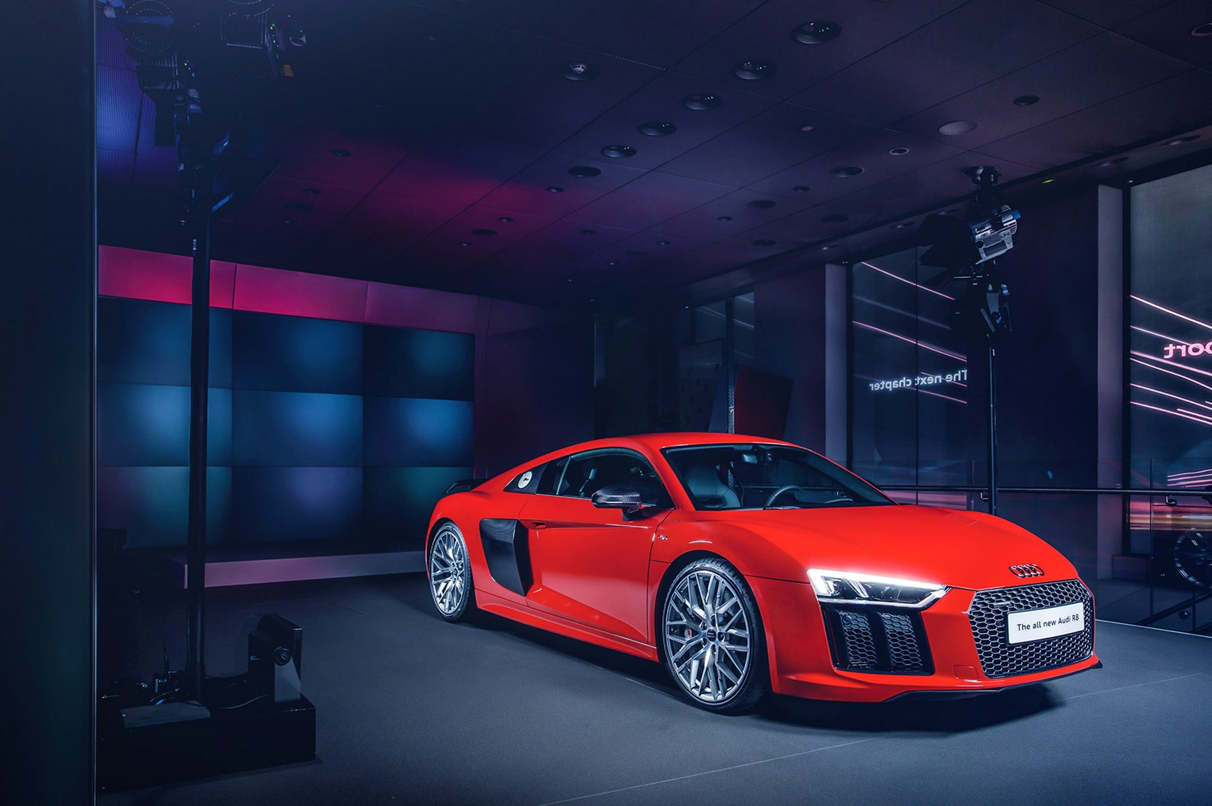 Audi nudges R8 supercar upmarket as prices hit 138000 by CAR