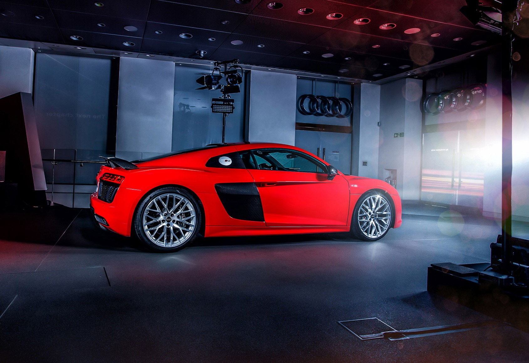 Audi Nudges Supercar Upmarket As Prices Hit By Car