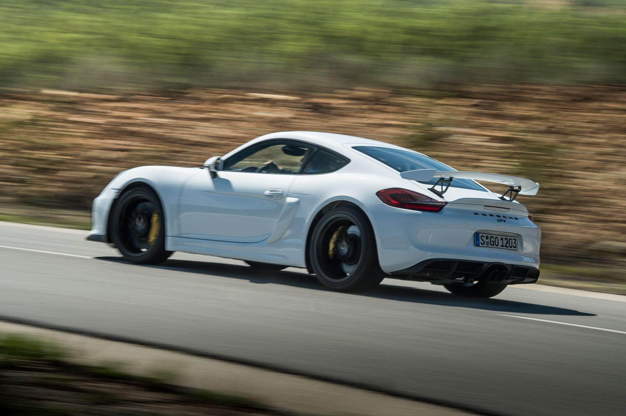 Porsche Cayman GT4 (2015) review | CAR Magazine