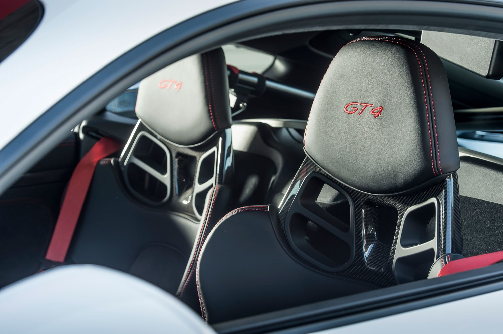 optional fixed back seat shells are a one size fits some affair
