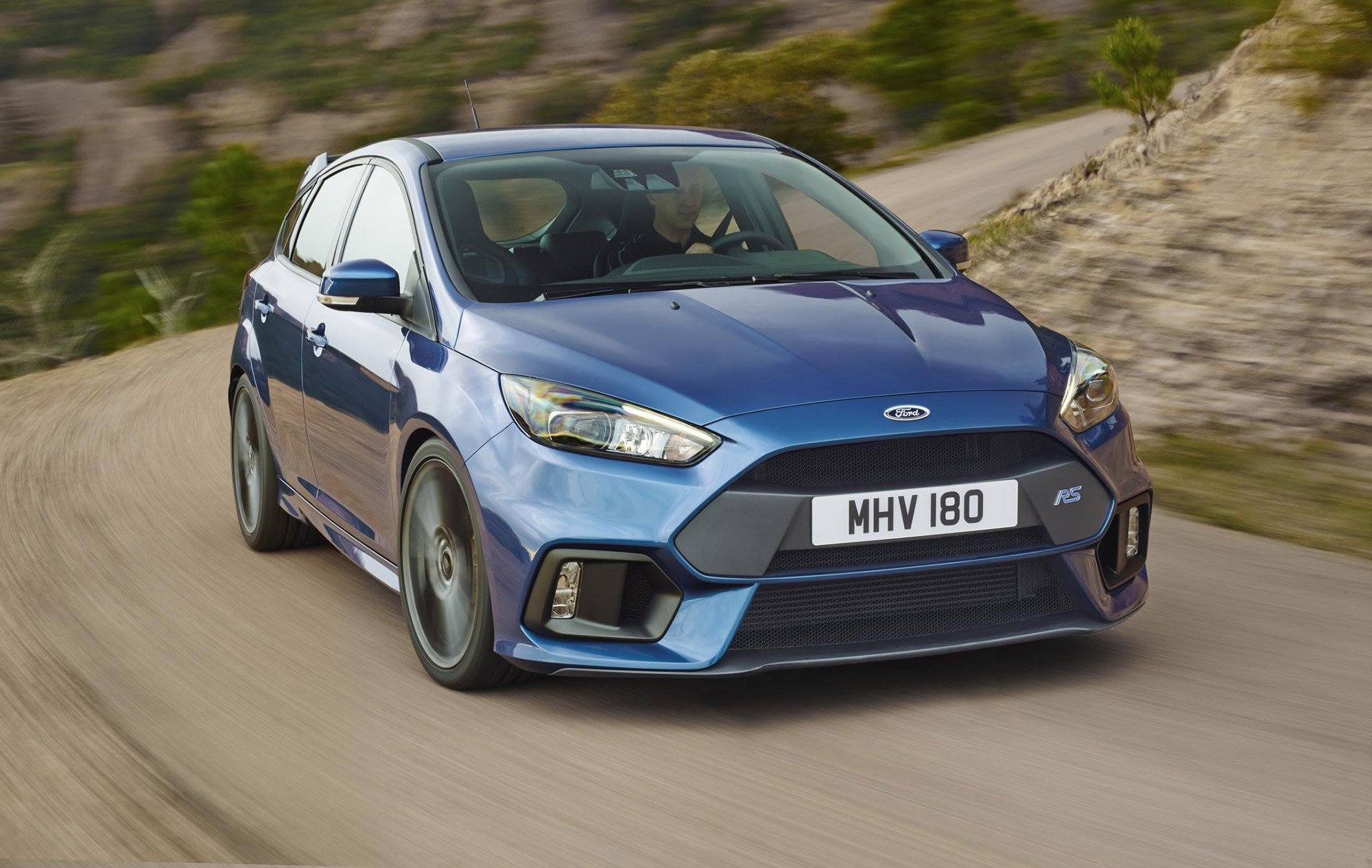The New 2016 Ford Focus Rs More Than 316bhp
