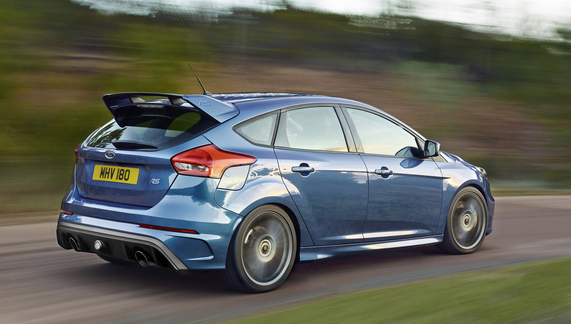 ford focus rs power output to spiral before 2016 launch by car magazine. Black Bedroom Furniture Sets. Home Design Ideas