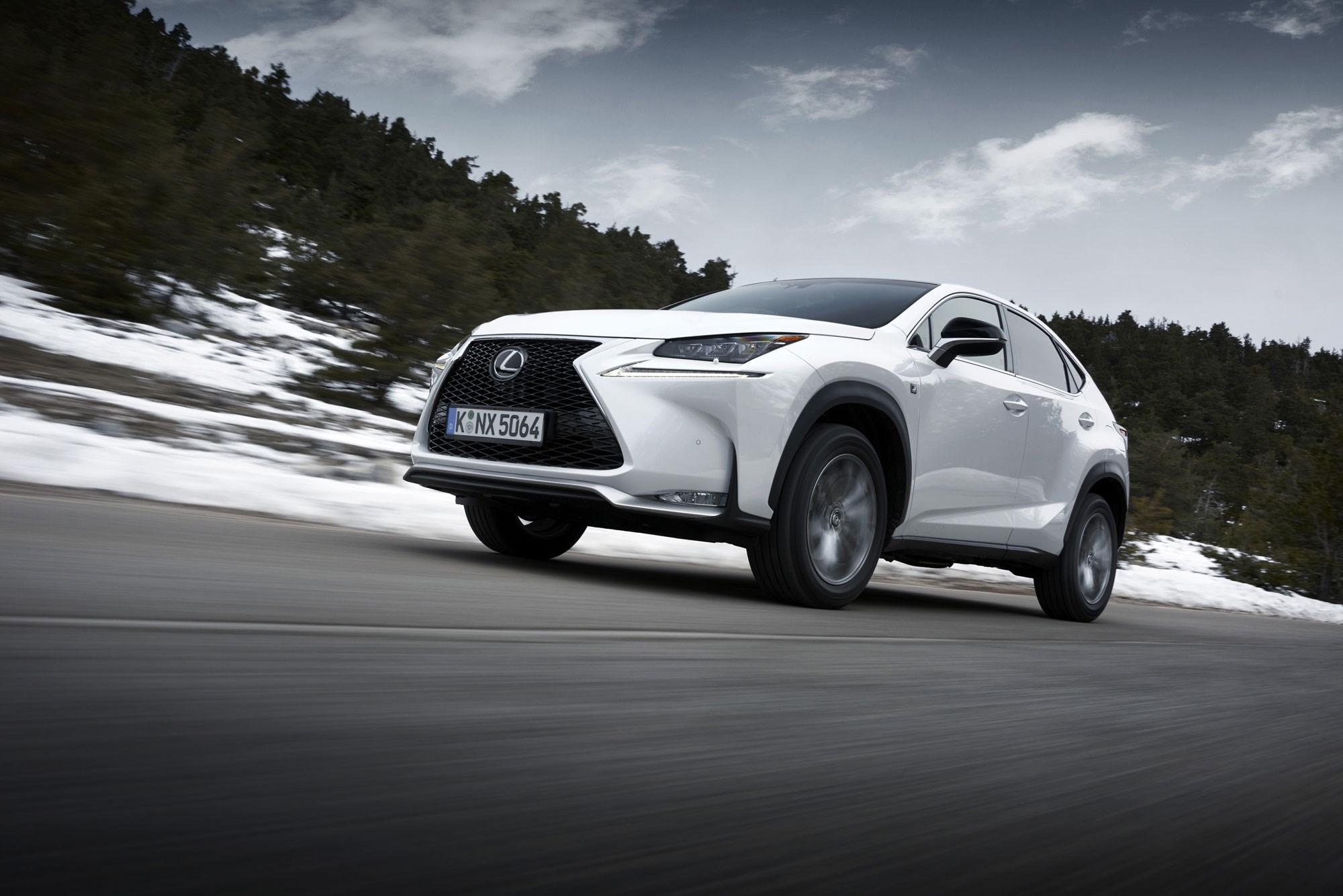Lexus Nx200t 2017 Review