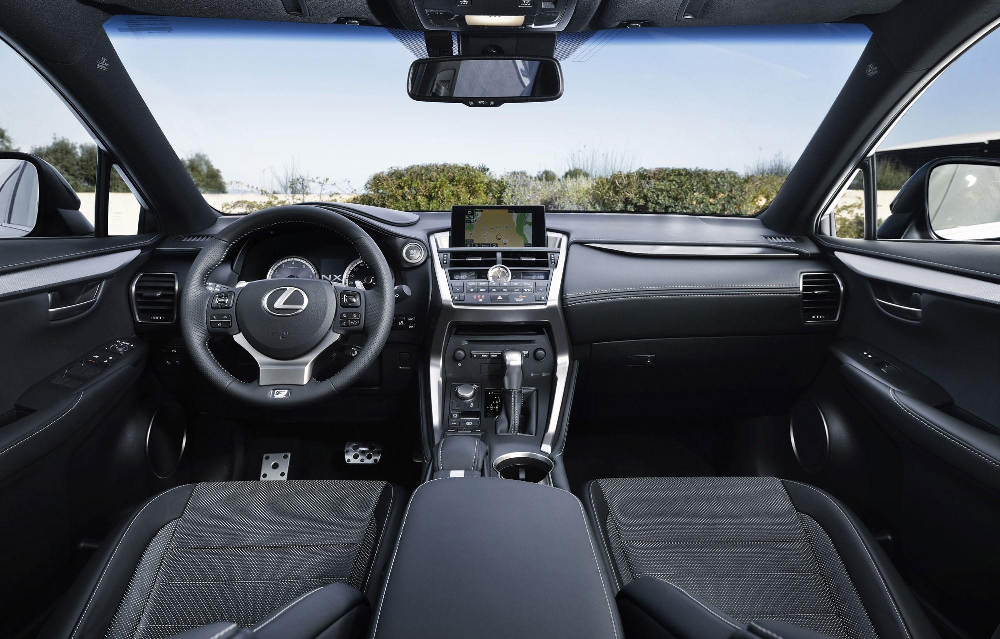 Lexus Nx 200t F Sport >> Lexus NX200t (2015) review | CAR Magazine